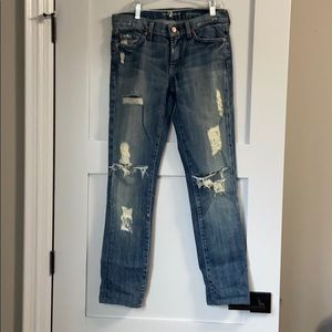 Seven for all mankind Roxanne jeans - size 27
